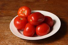 Free Landscape Tomato Bowl Royalty Free Stock Images - 6507239