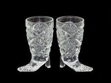 Free Two Wine-glasses Royalty Free Stock Photography - 6507287