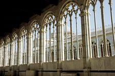 Free Monumental Cemetery In Pisa Stock Image - 6507981