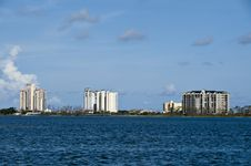 Free Condos By The Sea Royalty Free Stock Photography - 6508687