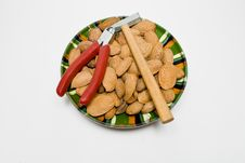 Free Almond Seeds Stock Photos - 6509023