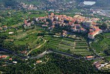 Free Diano Castello Stock Image - 6509361