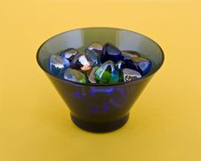 Free Glass Bowl Isolated Stock Photo - 6509370