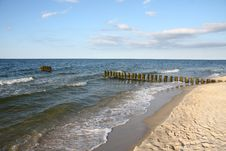Free Tranquil Beach Royalty Free Stock Photography - 6509527
