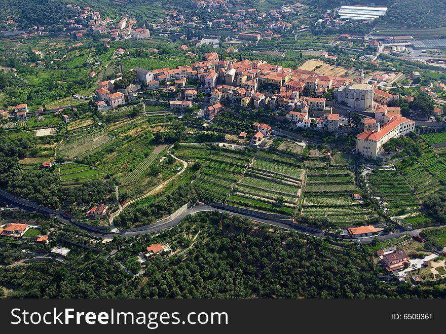 Diano Castello