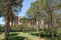Free Luxurious Hotel In Antalya Royalty Free Stock Photos - 6518288