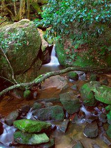 Free Small Waterfall Stock Photography - 6510032