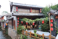 Free Lijiang ,a Beautiful Small Town In China Stock Photo - 6510120