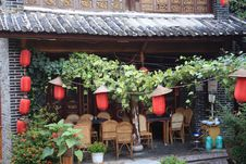 Free Lijiang ,a Beautiful Small Town In China Stock Image - 6510121
