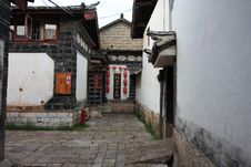 Free Lijiang ,a Beautiful Small Town In China Stock Photos - 6510143