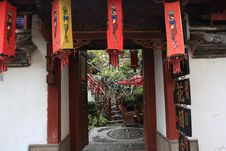 Free Lijiang ,a Beautiful Small Town In China Stock Photos - 6510163