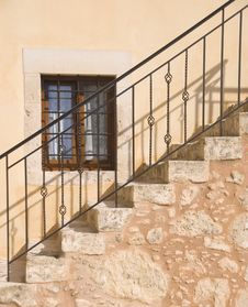 Free Mediterranean Stairs Stock Photo - 6510400