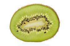 Free Kiwi Slice Stock Image - 6510551