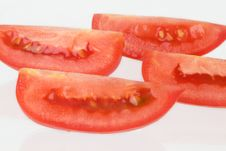 Free Tomato Slices Stock Images - 6510574
