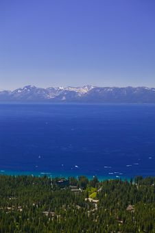 Free Lake Tahoe Stock Photography - 6510832