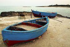 Free Boats Royalty Free Stock Photography - 6510937