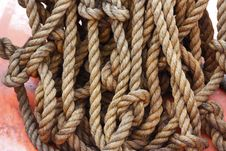 Free Rope Stock Photography - 6511992