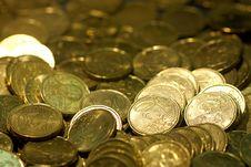 Free Euro Coins Stock Photography - 6512012