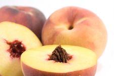 Free Peach Seed Royalty Free Stock Photos - 6512238