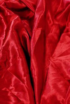 Satin Fabric Stock Images