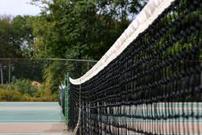 Free Tennis Net Stock Image - 6512771