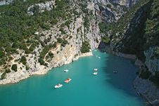 Free Canyon Verdon Stock Photos - 6512873