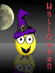 Free Halloween Illustration Stock Photo - 6512980