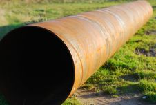 Free Steel Pipe Stock Photo - 6513200