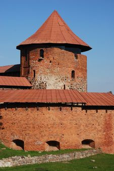 Free Tower Of A Castle Stock Photography - 6513252