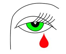 Free Illustration Of The Green Eye Stock Photo - 6513520