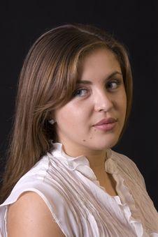 Free Pretty Hispanic Model Stock Image - 6514021