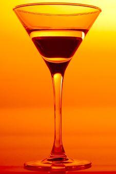 Free Yellow Glass Stock Photography - 6514242