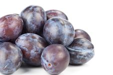 Free Fresh Plums Royalty Free Stock Photos - 6514698