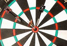 Free Darts Royalty Free Stock Images - 6514799