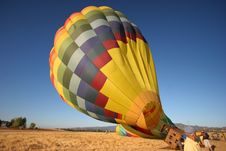 Free Hot Air Balloon Royalty Free Stock Image - 6515436