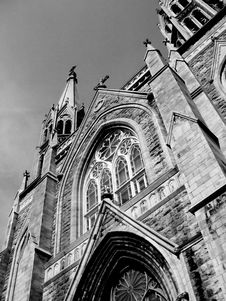 Free Church 09 Stock Photos - 6515793