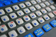 Free Keyboard Stock Photography - 6515892