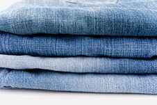 Free Jeans Royalty Free Stock Photography - 6516037