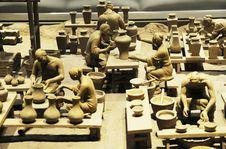 Free Chinaware Workshop Stock Photo - 6516110
