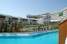 Free Modern Turkish Hotel Stock Photo - 6517200