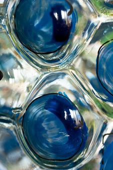 Free Convex Glass Like An Abstract Background Stock Image - 6518051