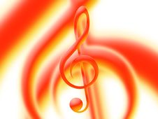 Free Treble Clefs Stock Photo - 6518070