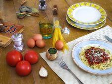Free Spaghetti Stock Photo - 6518240