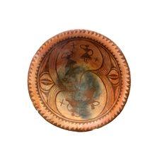 Free Colored Ncient Prehistoric Ceramic Isolated Stock Photos - 6518473