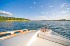 Free Yachting Royalty Free Stock Photo - 6519325
