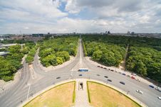 Free Panorama Of Berlin Royalty Free Stock Photos - 6519608