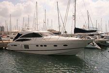 Free Yacht Royalty Free Stock Image - 6519746