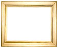 Free Old Wooden Frame Royalty Free Stock Images - 6519859