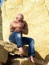 Free Thinking Strong Man Stock Image - 6523091