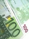 Free 100 Euro Bill Stock Photo - 6523980